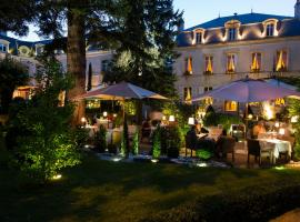 Hostellerie Cèdre & Spa Beaune, отель в Боне