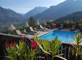 Au Bon Logis, hotel in Risoul