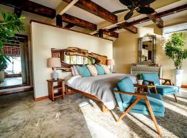 Sansara Resort, hotel in Cambutal