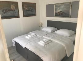 Het schuurtje, vacation rental in Hollum