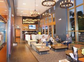 BLVD Hotel & Spa - Walking Distance to Universal Studios Hollywood, boutique hotel in Los Angeles