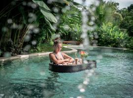 Ubud Nyuh Bali Resort & Spa, resort in Ubud