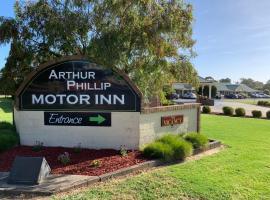 Arthur Phillip Motor Inn, motel in Cowes