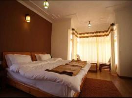 Hotel Om Ladakh, hotel in Leh