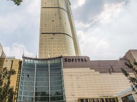 Sofitel Silver Plaza Jinan, отель в Цзинане