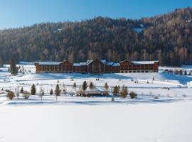 Altay Resort, family hotel in Urluaspak
