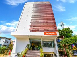 FabHotel Lotus Grand Nandi Circle, hotel in Tirupati