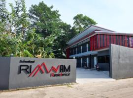 Rimnamresidence, hotel in Ban Muak Lek