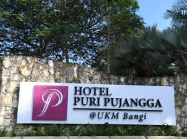 Puri Pujangga Hotel, hotel di Bangi