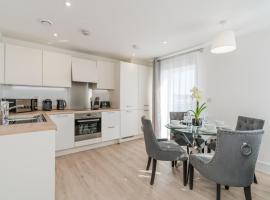 Deanery Court Vittrum Suites, apartment in Southampton