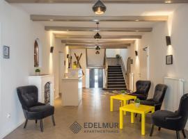 EdelMur Apartmenthaus - Contactless Reception, apartment in Stadl an der Mur