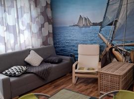 apartament 2 camere, apartment in Sulina