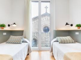 Hostal Fernando, bed & breakfast a Barcellona
