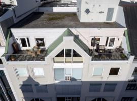Aalesund Penthouse Apartments, hotel in Ålesund