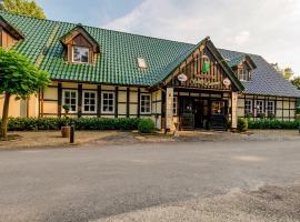 Waldhotel Schipp-Hummert, hotel near Munster Osnabruck International Airport - FMO, Emsdetten