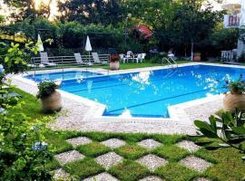 Katerina's apartments, pet-friendly hotel in Agios Gordios