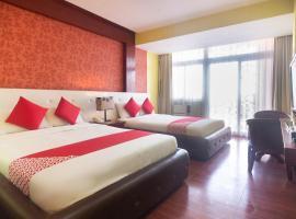 OYO 159 San Remigio Pensionne Suites, hotel near Cebu IT Park, Cebu City