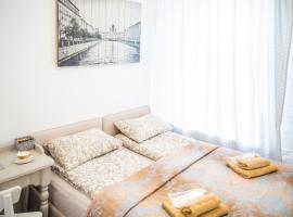 Bridges SPb Rooms, отель в Санкт-Петербурге