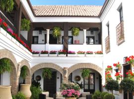 Suites La Posada De Pilar, serviced apartment in Córdoba