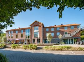 Duinhotel Zomerlust, hotel in Zoutelande