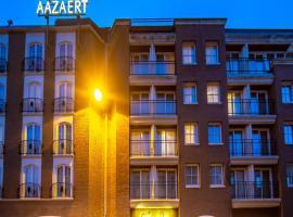 Hotel Aazaert by WP Hotels, spa hotel in Blankenberge