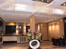 Hotel Pal Heights, hotel in Bhubaneshwar