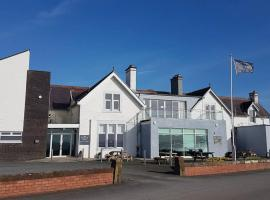 The Powfoot Golf Hotel, hotel in Annan