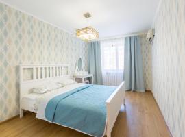 Azbuka Apartment on Chernyshevskogo 104, apartment in Ufa