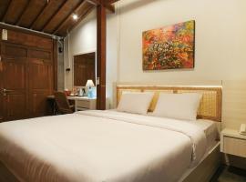Kampung Lawasan Heritage Cottage, hotel di Yogyakarta