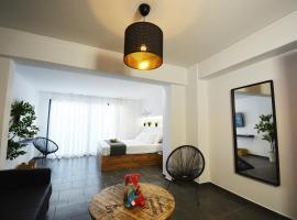 Suites 51, pet-friendly hotel in Piraeus