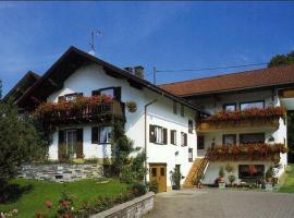 Gästehaus Zoller, hotel in Rettenberg
