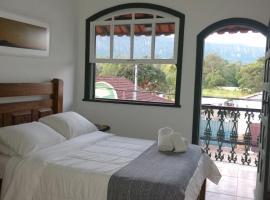Pousada Recanto da Serra, hotel em Tiradentes