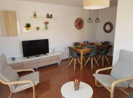 Fantástico apartamento cerca de la playa, apartment in Benicàssim