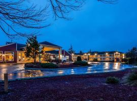 Best Western Salbasgeon Inn & Suites, hotel in Reedsport