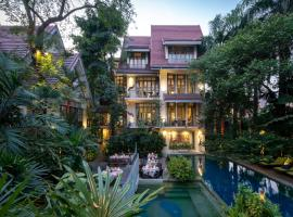 Ariyasom Villa, resort in Bangkok