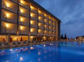 Justiniano Theodora Resort, отель в Окурджаларе