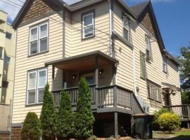 Capitol Hill Luxury Apartments, apartment in Seattle