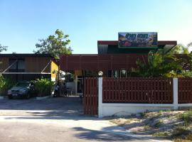 HALABALA Resort, motel in Ban Chak Luk Ya
