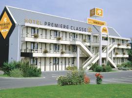 Premiere Classe Liege / Luik, hotel near Liège Airport - LGG, Liège