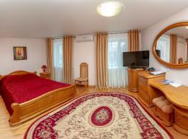 Гостиница Саратовская, отель в Саратове