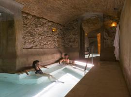 Balneari Termes Victòria, hotel que acepta mascotas en Caldes de Montbui