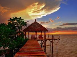 Emeraude Lodge, resort in Andilana