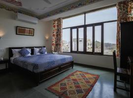 Le Pension Kesar Vilas, hotel near Sajjangarh Fort, Udaipur