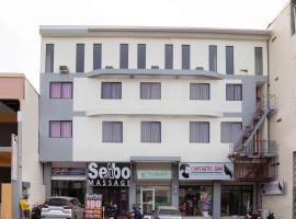 OYO 163 Goldentown Hotel And Residences, hotel in Davao City