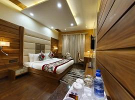 Hotel Makhan Residency, hôtel à Amritsar