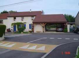 Aux Plumes de Grigy, hôtel à Metz près de: Golf de Metz Chérisey