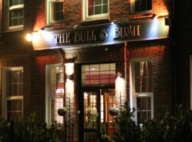 The Bull and Bush Hotel Kingston, hotel in Kingston upon Thames