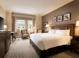 Fairmont Chateau Laurier Gold Experience, hotel near U.S. Embassy, Ottawa