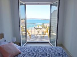 Apartment ELA enjoy breathtaking seaview, apartment in Seline