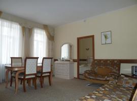 Aleksandriya Hotel, отель в Салавате
